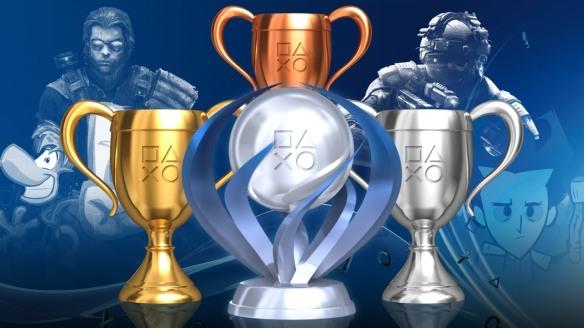 Playstation Trophys