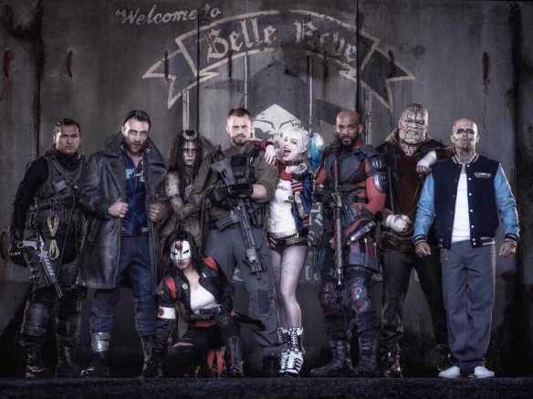 Full Suicide Squad