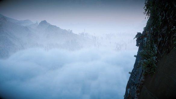 Horizion Zero Dawn Climb